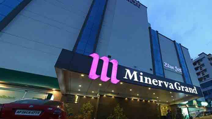 Hyderabad Minerva Gold Hotel Massager Girl